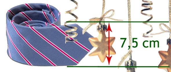Krawatte Breite Plaatje