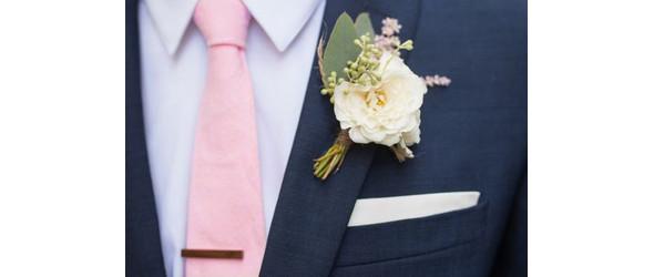 cravatte di lino