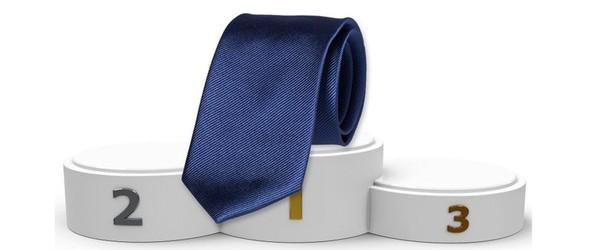 meistverkaufte Krawatten