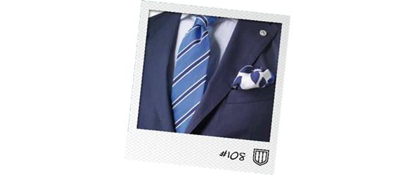 stropdas met pochet
