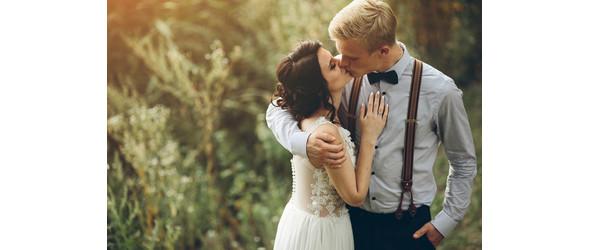 vlinderstrik bruidegom