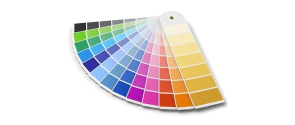 cravates couleurs Image