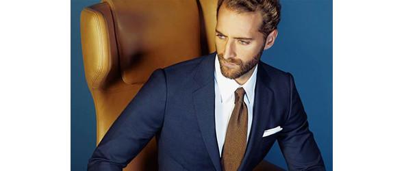 hoe combineer ik een pochet bij een stropdas