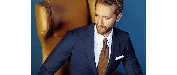 pochet bij stropdas