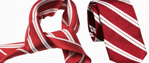 stropdassen en sjaals Plaatje