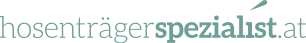 Hosenträgerspezialist.at Logo