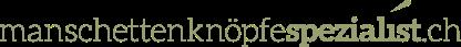 Manschettenknöpfespezialist.ch Logo